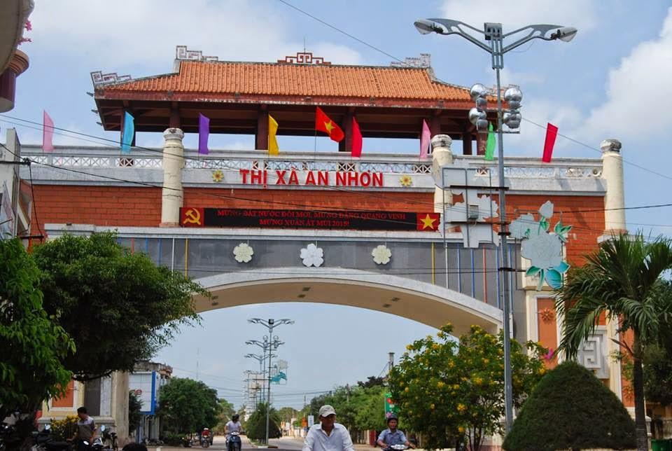 Thị xã An Nhơn đặt mục tiêu trở thành thành phố vào năm 2025.
