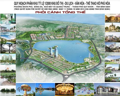 Đô thị Hồ Phú Hòa