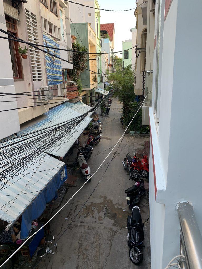 Bán nhà đường Nguyễn Thái Học