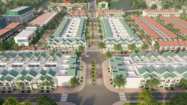 Khu đô thị Lê Hồng Phong Thị Xã An Nhơn