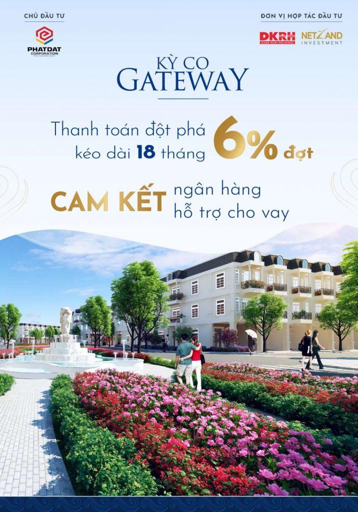 kỳ co gateway phân khu 9 Bình Định