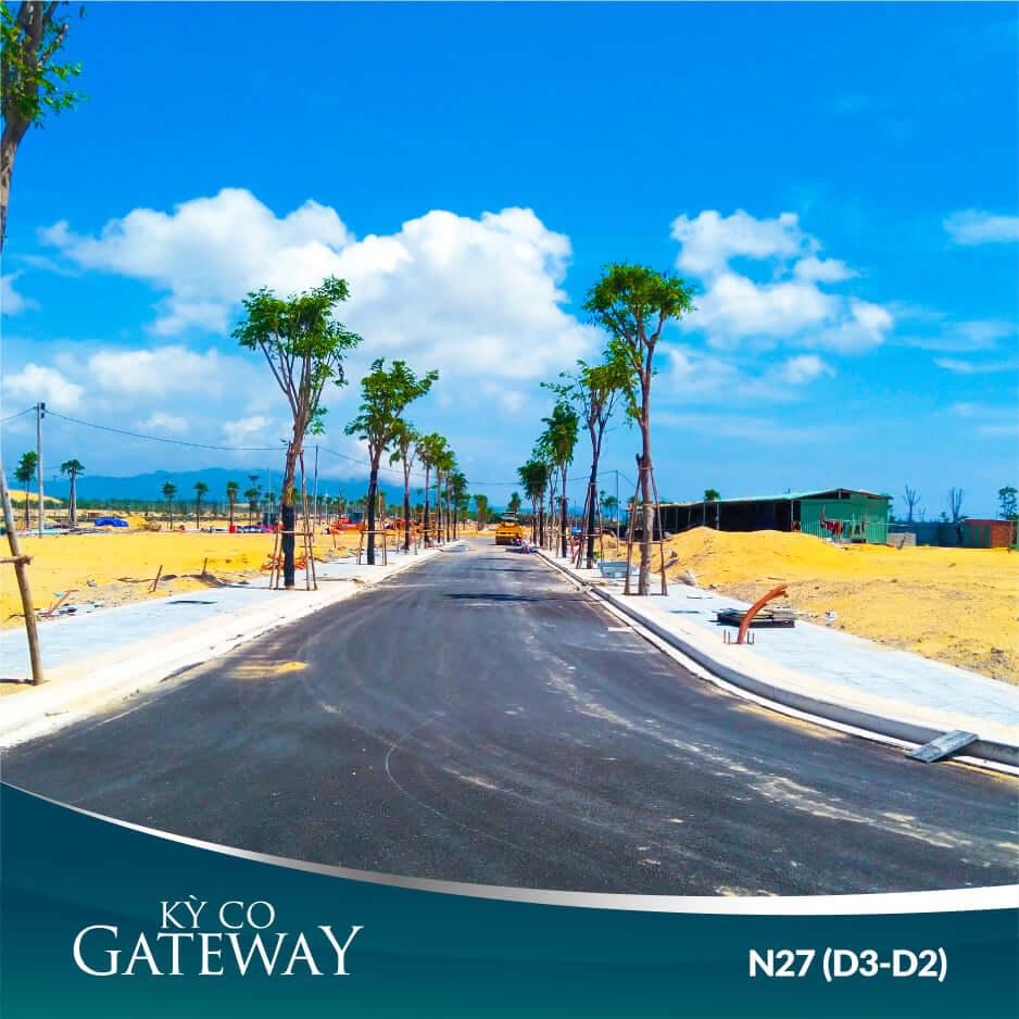 Tiến độ dự án kỳ co gateway 3
