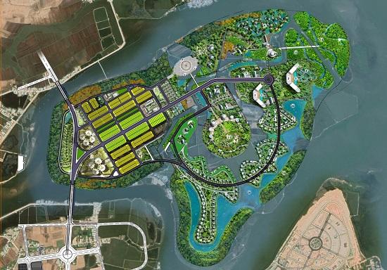 Khu đô thị và du lịch sinh thái Diêm Vân