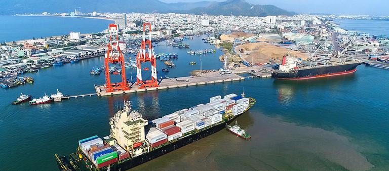 cảng quy nhơn mới nhất