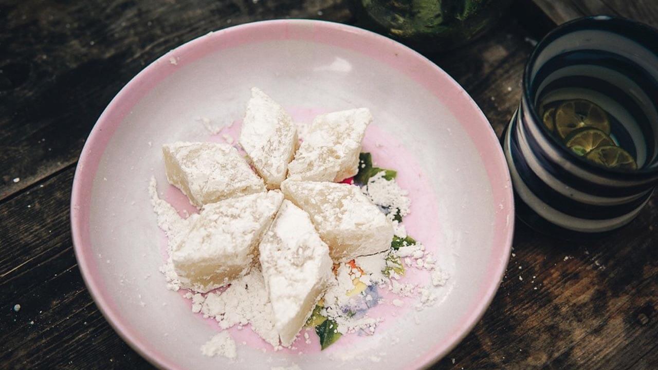 Bánh Hồng - Du Lịch Biển