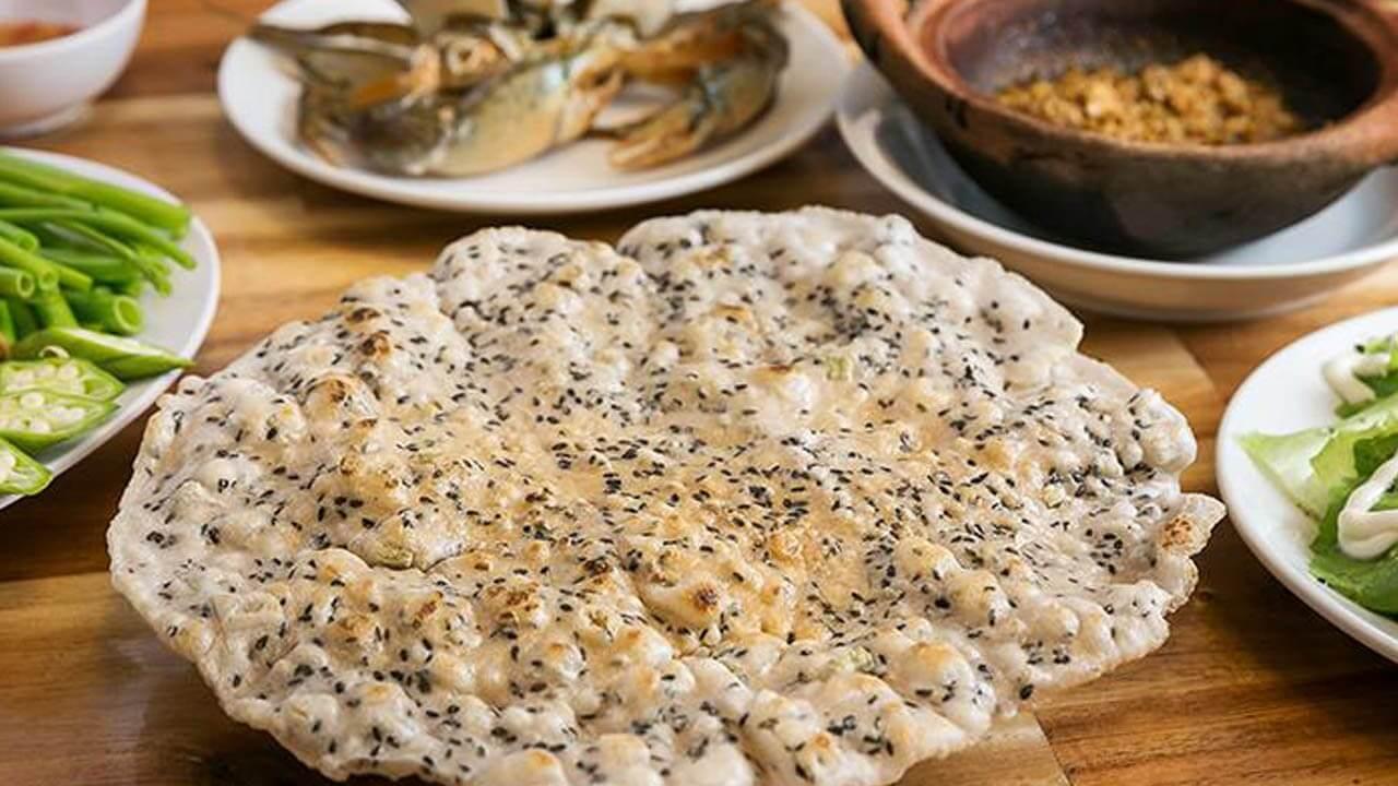 Bánh Tráng Nước Dừa du lịch biển quy nhơn