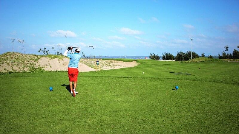 Đất biển quy nhơn view sân golf