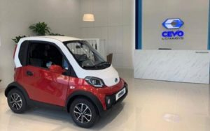 Doanh nghiệp Hàn Quốc muốn đầu tư dự án sản xuất ô tô điện tại Bình Định